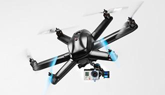 【世界のドローン2】いよいよ来年発売。自動追尾して空撮してくれるインテリジェントドローン HEXO+