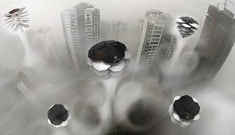 【世界のドローン4】空中を漂って大気を浄化してくれる未来のドローン