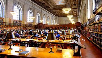 自宅がオンライン図書館に ニューヨークの公共図書館がモバイルルーターを無料貸し出し