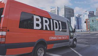 通勤ラッシュの苦痛を解消 ビッグデータを活用して需要に応じて運行するバス
