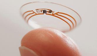 ウエアラブルにも程がある。メガネの次の斜め上を行く新たな挑戦、 Googleが開発中の「スマートコンタクトレンズ」
