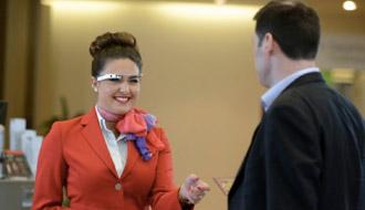 ヴァージンアトランティック航空が、Google Glassを使った新しい「お・も・て・な・し」にチャレンジ