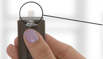 手軽にiPhoneへのデータ移行を実現! USBメモリ「iStick」