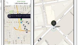 同乗者を探して料金を割引に! タクシー配車サービス『UberPool』