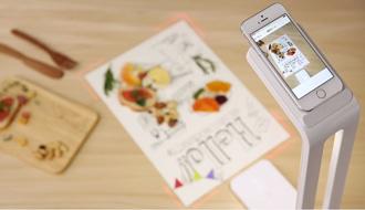 iPhoneを高性能スキャナーにする「SnapLite」で、毎日をカンタン・キレイに記録しよう!