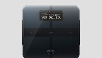 かっこいいので無性に乗りたくなってしまう Wi-Fi通信機能搭載の体重・体組成計