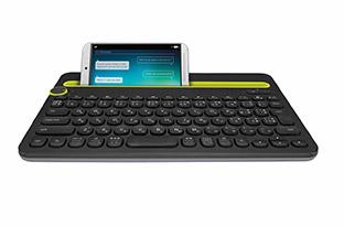 パソコン、スマホ、タブレット……3つのデバイスがキーボード1つで操れる!?