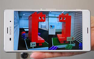 au新モデル「Xperia™ Z3」「GALAXY Note Edge」 革新的なカメラ、音響、ディスプレイがスマホの常識をくつがえす!
