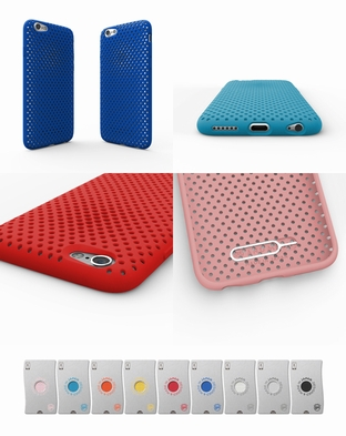 ファッションの本場、パリで純日本製のiPhoneケースがデビュー!