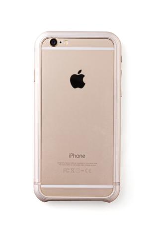 大好評だったジュラルミン製バンパーがiPhone6 Plusに対応!