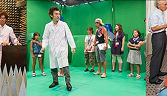 体験レポート! KDDI研究所 夏休み親子体験ツアー