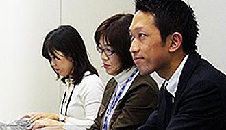 就活生と社員が本音でおしゃべり 新卒採用で『LINE交流会』を開催