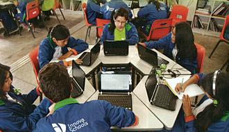 ICTが教育を変えるスマートクラスルーム Part2. 子どもの自ら学ぶ力を引き出す