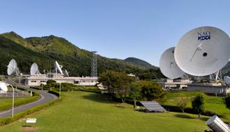 日本の衛星通信の要 山口衛星通信所