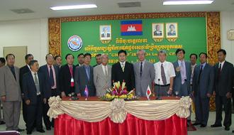 情報通信分野における国際貢献 2 KDDI財団の海外コンサルティングサービス