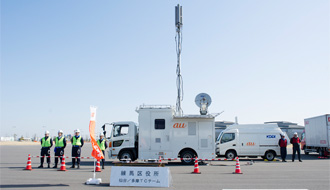 東日本大震災の教訓を生かせ 首都圏直下型地震を想定した模擬訓練を実施
