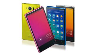 au2014春モデル特集「AQUOS PHONE SERIE mini SHL24」 女性への心遣いを詰め込んだコンパクトスマートフォン