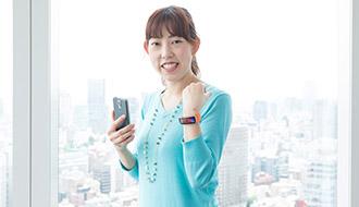ディスプレイ付きでおしゃれなウエアラブルデバイス Samsung Gear2とSamsung Gear Fit